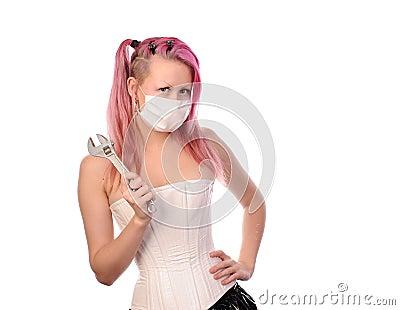 Crazy nurse