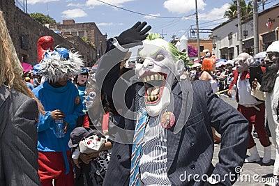 Crazy parade Editorial Image