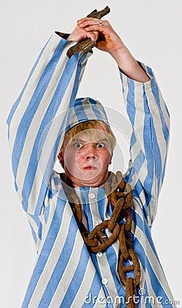 Crazy prisoner