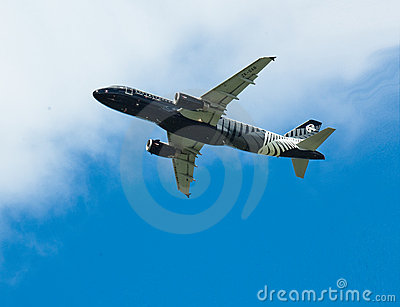 Crazy About Rugby A320 Editorial Image