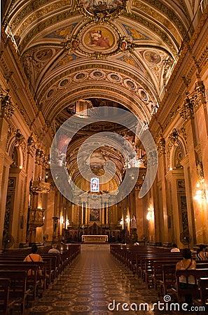 Córdoba Cathedral, Argentina