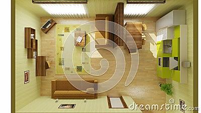 Creación interior metrajes