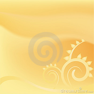 Free Cream Abstract Background Royalty Free Stock Photography - 8462257