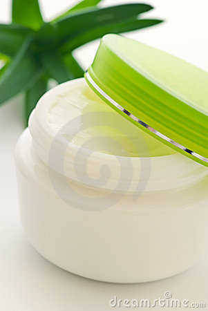 Cream with Aloe Vera