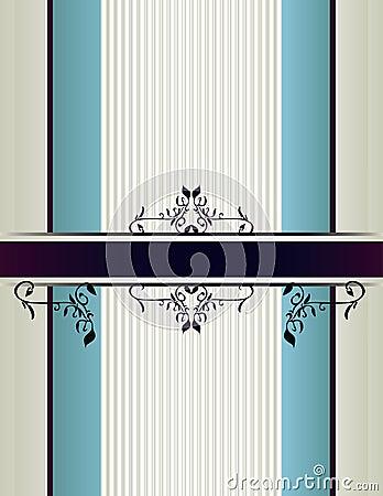 Cream blue purple background 1