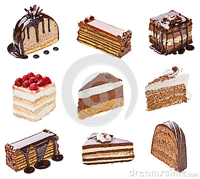 Free Cream Cake Stock Photography - 29838852