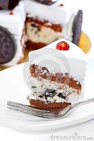 Cream Cookies Cake Series 02