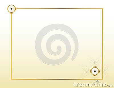 Cream gold background 2