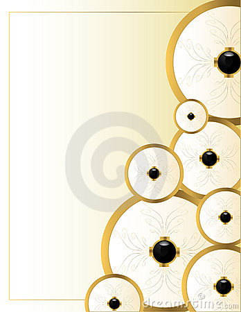 Cream gold background 9