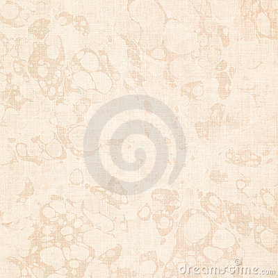 Cream marbled antique book end paper texture
