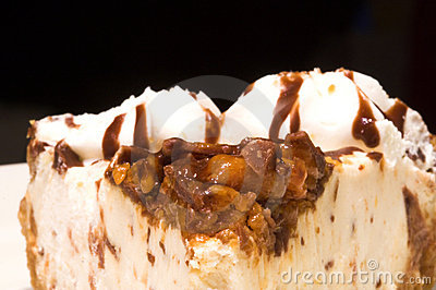 Cream pie