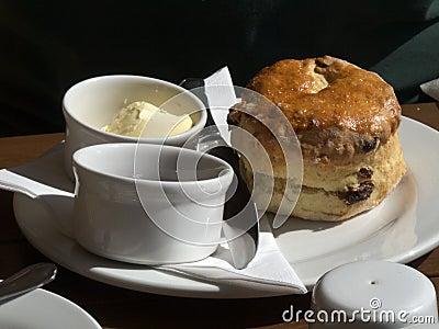 Cream Tea