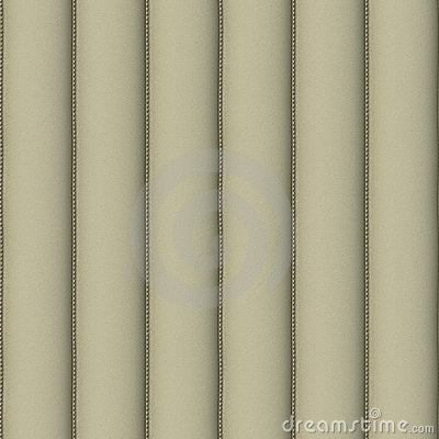 Cream Upholstery Leather Seamless Pattern