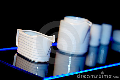 Creamer and other dishware