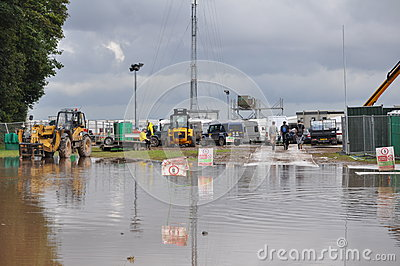 Creamfields Off Limits Editorial Photo