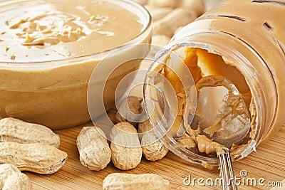 Creamy Brown Peanut Butter