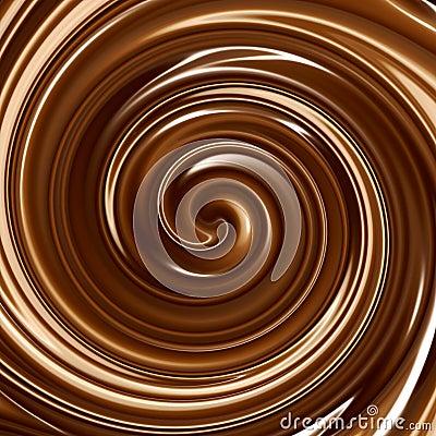 Creamy chocolate