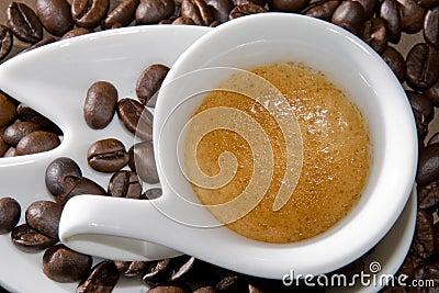 Creamy espresso