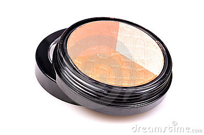 Creamy eye shadow kit