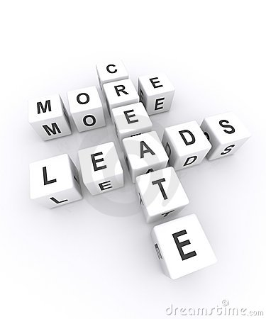 Create more leads