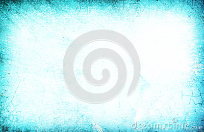 Creative background - Blue Grunge wallpaper with space for your