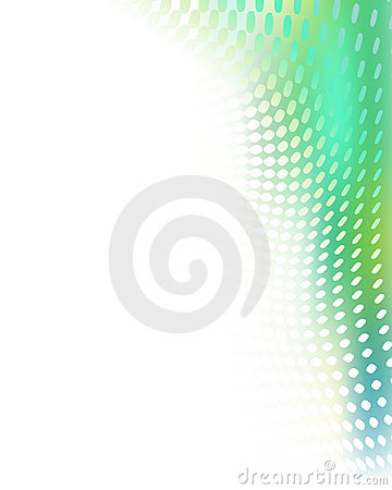 Creative Blue Green Abstract Background Tempate