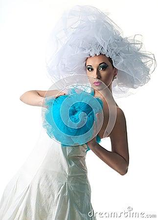 Creative bride