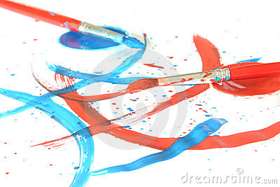 Creative - brush & color
