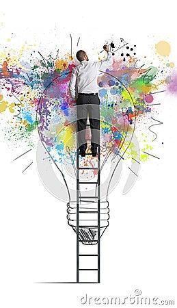 Free Creative Business Idea Stock Images - 30115954