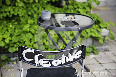 Creative Chair Royalty Free Stock Photo - Image: 26083715