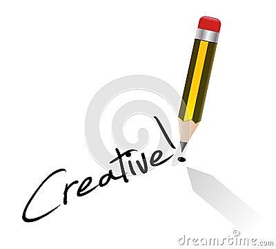 Creative concept signature