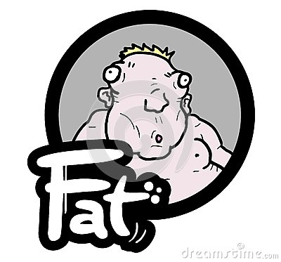 Icon fat baby