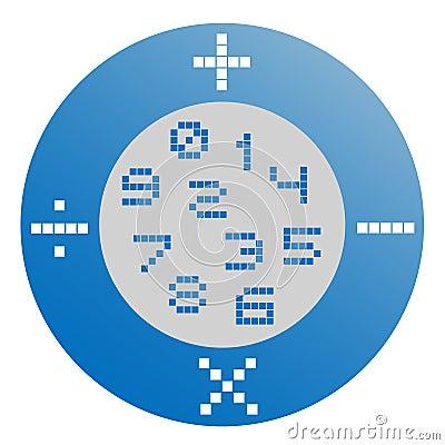 Math emblem