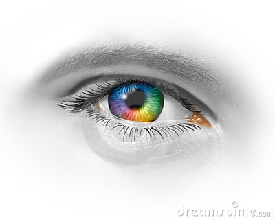 Creative Eye Royalty Free Stock Images - Image: 23527189