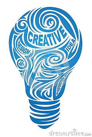 Free Creative Lamp Royalty Free Stock Photos - 18983088