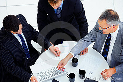 Creative meeting