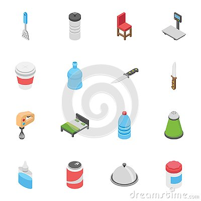 Free Creative Pack Of Objects Stock Photos - 132073953
