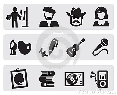 Creative professions