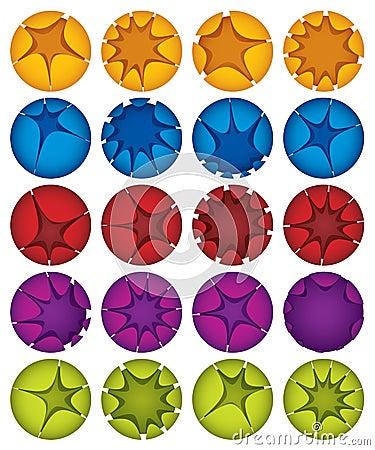Creative spheres.