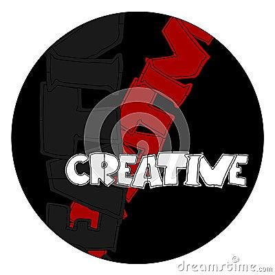 Creative stick
