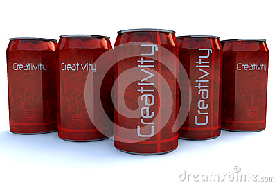 Creativity cans