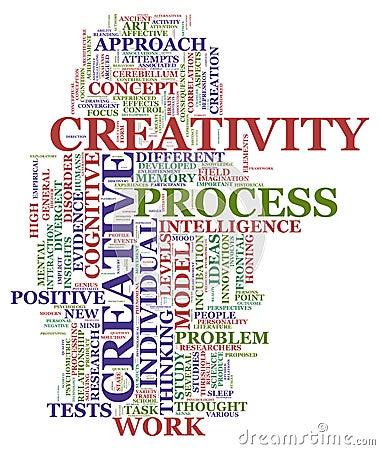 Creativity tags