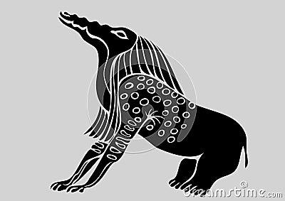 Creature - Egyptian demon