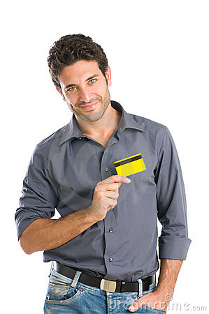 Free Credit Card Affection Stock Photo - 22438560