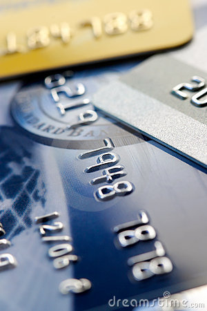 Free Credit Card Background Royalty Free Stock Images - 1106139