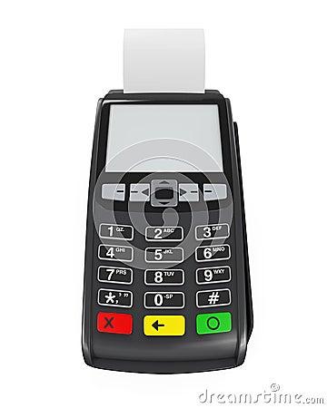 Free Credit Card Machine Stock Photos - 87888173