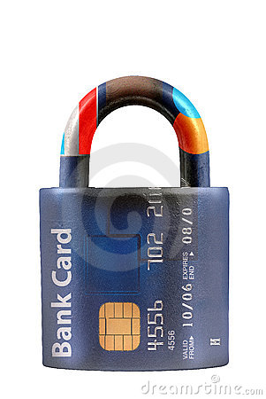 Free Credit Card Security Royalty Free Stock Image - 3769766