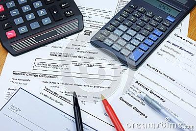 Credit Card Statements