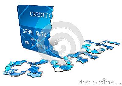 Credit Crunch Card