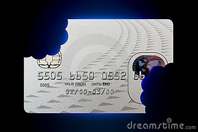 Credit Crunch with path